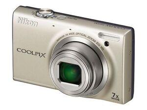 Download Driver: Nikon COOLPIX S6100 Camera