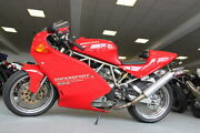 Ducati 900 SS Carenata / Supersport
