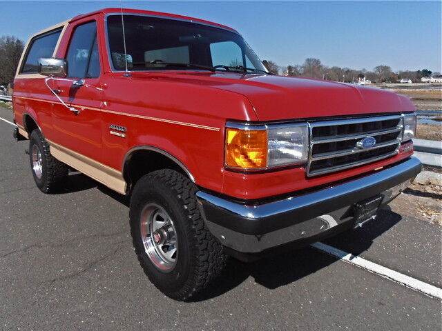 Check Out This Car Trail Ready 34kmile 1989 Ford Bronco Eddie