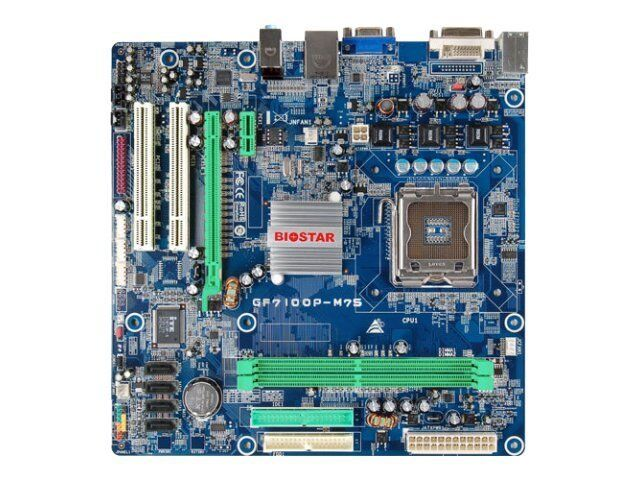 Biostar GF7100P-M7 Realtek LAN 64 BIT
