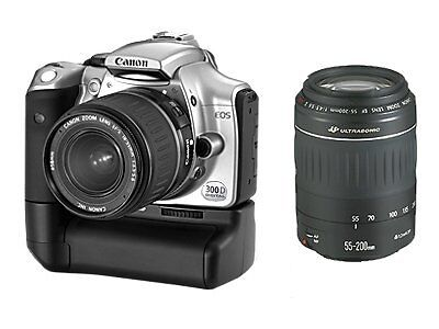 Canon EOS 300D Camera Twain Drivers for Windows 7