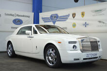 Rolls-Royce PHANTOM COUPE | STERNENHIMMEL | DEUTSCHES FZG |