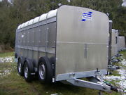 Ifor Williams TA 510 G14   427x178x183 cm