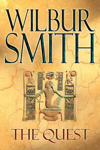 The-Quest-by-Wilbur-Smith-Hardback-2007