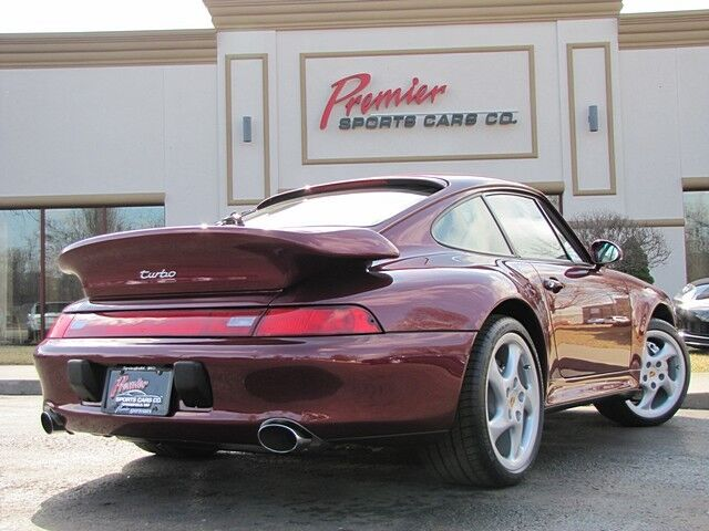 911/993 Turbo 12000 Miles All Original! NEW NEW NEW!!!