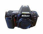 Nikon N8008 35mm SLR Film Camera Body On...