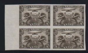 Canada-C1P-XF-Mint-Proof-Block-On-India-Paper