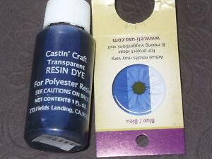 Epoxy resin colorant ebay for Castin craft resin dye