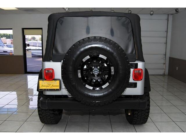 Sport Certified Convertible 4.0L CD 4X4 Steel Wheels