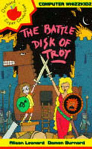 Leonard-Alison-The-Battle-Disk-of-Troy-Computer-Whizzkids-Book