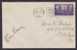 Earl-Snell-OR-Governor-1942-47-signed-1946-Cover