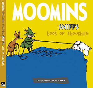 Moomins: Sniff's Book of Thoughts by Tov...