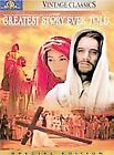 The Greatest Story Ever Told (DVD, 2001, 2-Disc Set, Special Edition)