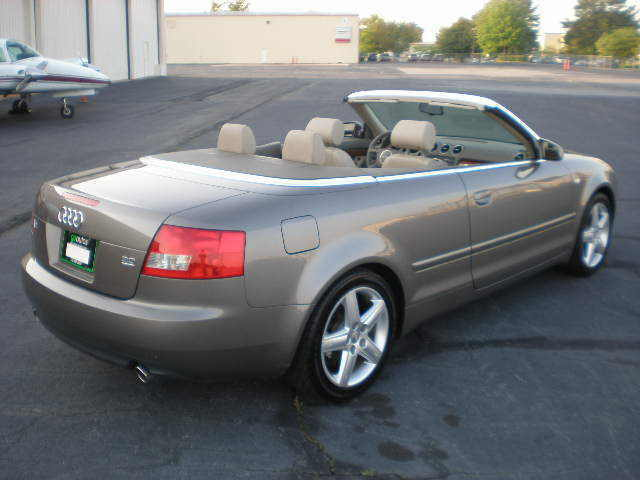 audi a4 3 0l quattro convertible used cars for sale. Black Bedroom Furniture Sets. Home Design Ideas
