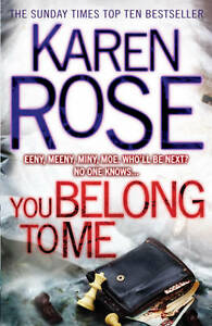 You-Belong-to-Me-Karen-Rose-Good-Used-Book