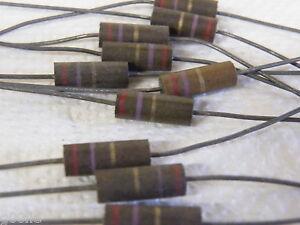 Vintage Resistor 72