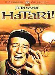 Hatari! (DVD, 2001, Widescreen)