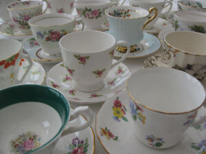 VINTAGE-china-TEA-CUPS-make-your-own-MIS-MATCHED-set