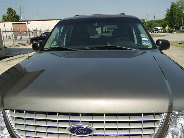 2002 FORD EXPLORER LIMITED LOADED 3d ROW LEATHER