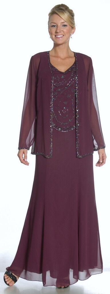 formal modest mother of the bride groom dress jacket