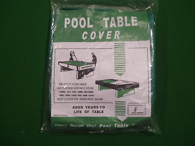 POOL TABLE COVER TO FIT 6 ft TABLES