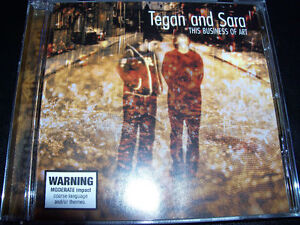 Tegan-Sara-This-Business-Of-Art-Australia-CD-New