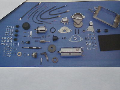 Harley Electric Start KIT.. Panhead & Shovelhead 1965-84 .. see listing for year