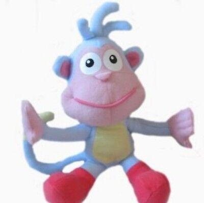 "Fisher-Price Nick Jr 10"" Boots Monkey Stuffed Soft Toy"