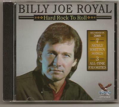 Billy Joe Royal, Cd hard Rock To Roll Sealed