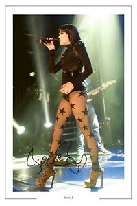 JESSIE-J-AWESOME-SIGNED-AUTOGRAPH-PHOTO-PRINT