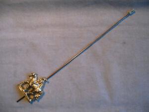 Reiterpendel für eine Zaanse Uhr  -  Pendulum for Zaanse Clock