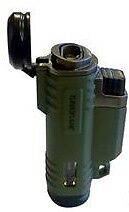 Turboflame TWIN JET FLAME Lighter/Blowtorch Military