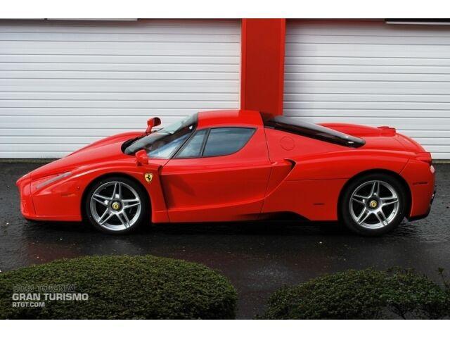 Rosso Corsa over Nero, 1-Owner, 8k Mi!