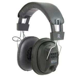 Mono/Stereo Headphones with Left/Right Volume Controls MSH40 100.616UK [#02136]