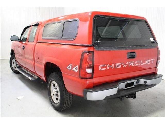 04 CHEVY SILVERADO 1500 EXTRA CAB 4X4 AUTOMATIC
