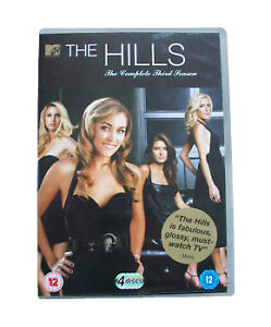 The-Hills-Series-3-DVD-2009-4-Disc-Set