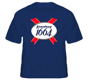 Kronenbourg-French-France-Beer-T-Shirt