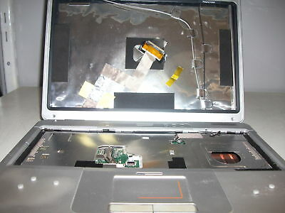 COMPAQ PRESARIO V2000 LAPTOP - NOT WORKING/FOR PARTS