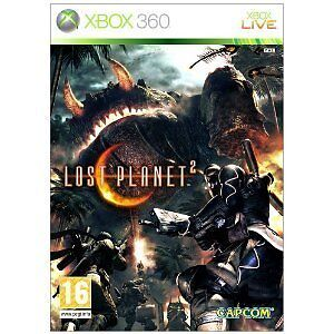 Lost Planet 2 Microsoft Xbox 360 PAL Brand New