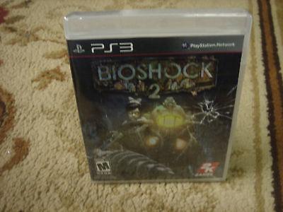 Bioshock 2 (sony Playstation 3, 2010)