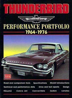 64 65 67 68 69 75 76 Thunderbird Performance Portfolio
