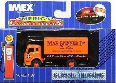 Imex Ho 870197 Max Spinner Grocery Store - Co190 Truck