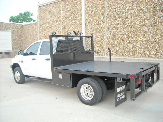 2008 Dodge Ram 3500 Quad-Flatbed-CUMMINS DIESEL-4x4-