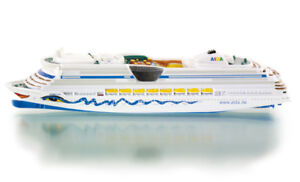 SIKU Cruise Ship 1:1400 scale Die-cast Toy BRAND NEW