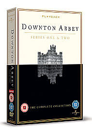 Downton-Abbey-Series-1-2-Complete-Box-Set-DVD-2011-7-Disc-Set
