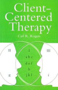 Client Centred Therapy (New Ed) by Carl Rogers (Paperback, 2003)