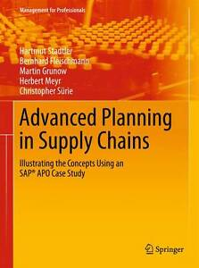 Advanced Planning in Supply Chains: Illu...