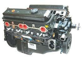 MARINE ENGINE MERCRUISER,OMC,VOLVO 330HP 5.7 LTR CHEV VORTEC STANDARD ROTATION