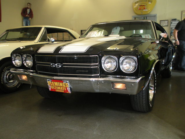 Fabulous Real 1970 Chevelle SS 396 Show Driver! - VIDEO