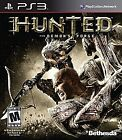 Hunted: The Demon's Forge  (Sony Playstation 3, 2011) (2011)